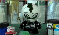 Munny Customizing by Sket One
