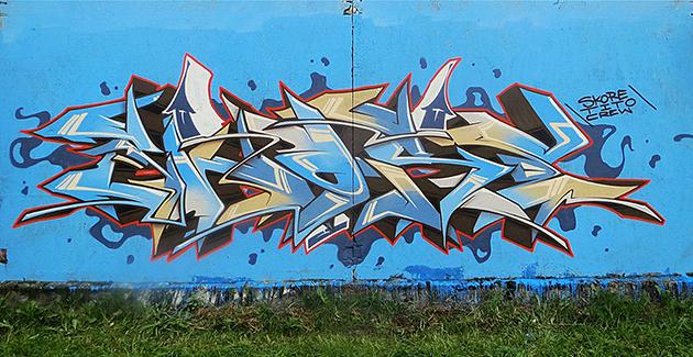 skore otd graffiti