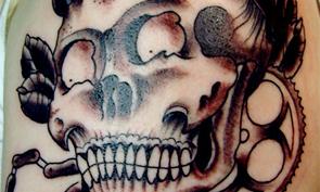 Tattoo Tuesday No. 82