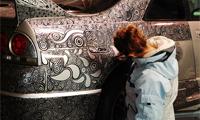 Skyline GTR Sharpie Paint Job