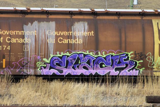 slack graffiti