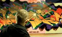 Slide Graffiti in Canada
