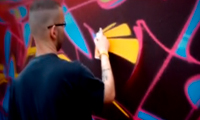 Slider & Reeze Graffiti Video