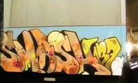 Smash 137 Graffiti on Modart TV
