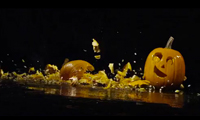 Pumpkins Getting Smashed