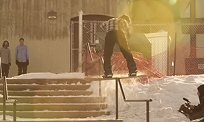 Nike – The Sounds of Snowboarding