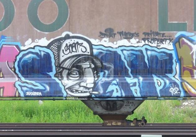 soak graffiti soo line