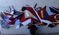 Mozy & Sohoe Graffiti