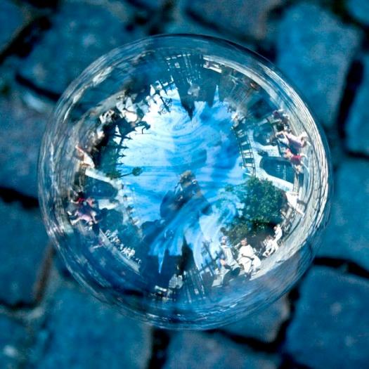 soup bubble photography