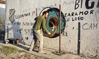 Spiral Graffiti by Narcelio Grud