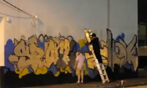 New Ewok Graffiti Video