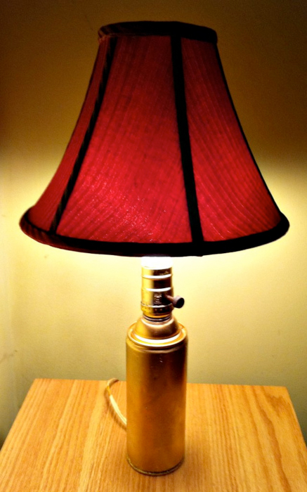 spray paint lamp stu pearce
