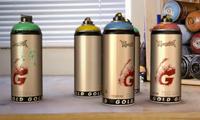 Montana Spray Cans Animation