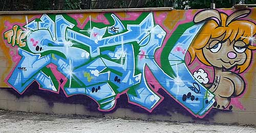 Stan One Graffiti