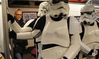 Improv Everywhere: Star Wars on the New York Subway
