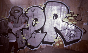 Ster Graffiti Interview