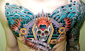 Tattoo Tuesday No. 162