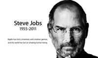 Steve Jobs Tribute by Apple