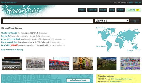 street files website