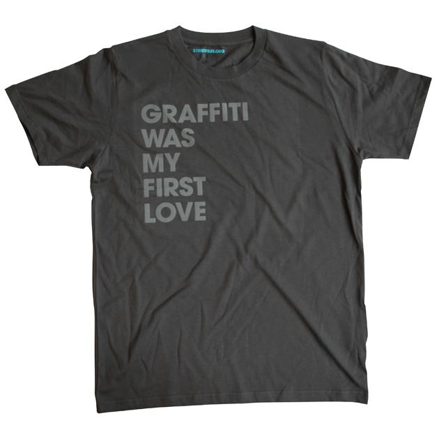 street files t-shirt
