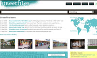 Street Files Website Up