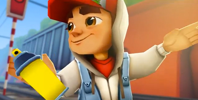 to see from the game download subway surfers from apple s app store