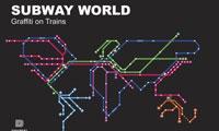 Subway World Graffiti Book