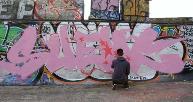 sueme graffiti in europe