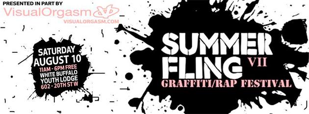 summer fling 2013