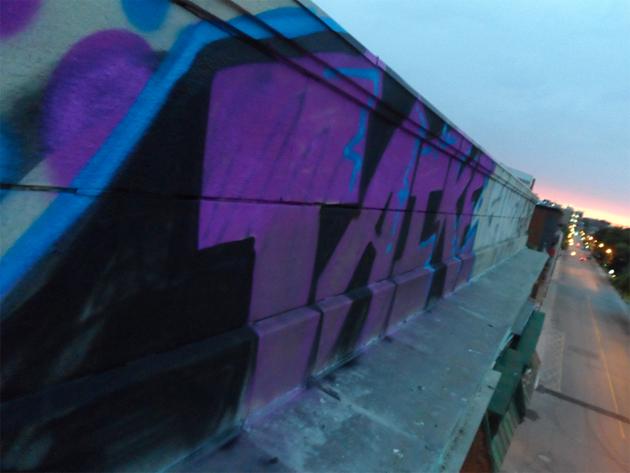 taike graffiti