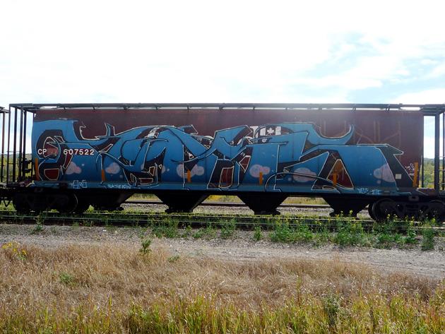 tars aa wholecar graffiti