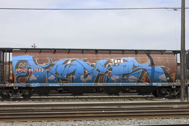 tars graffiti wholecar