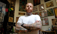 A Tattoo Boom in Brooklyn