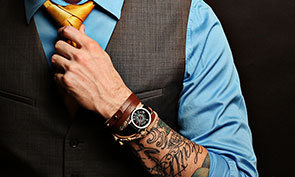 Is it Possible to be Heavily Tattooed and Still Have a Highly Paid Job in the Professional Workplace?