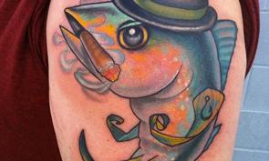 Katelyn Crane Tattoos