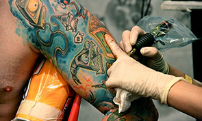A Glimpse of the Future: Tattoos & Technology