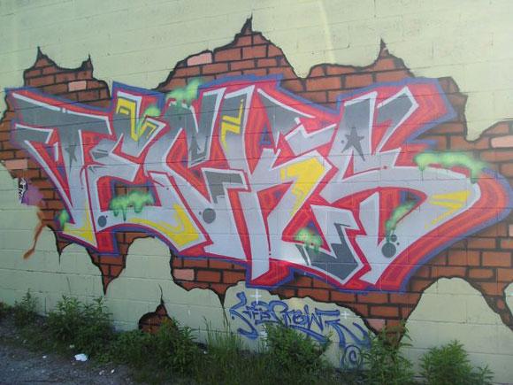 Teck Toronto Graffiti
