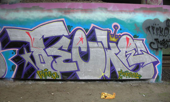 Teck Graffiti