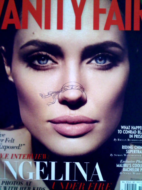 teenage mutant ninja noses angelina