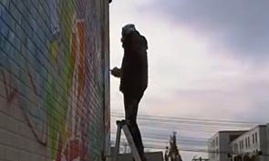 Tensoe2 & Birdo Graffiti Video