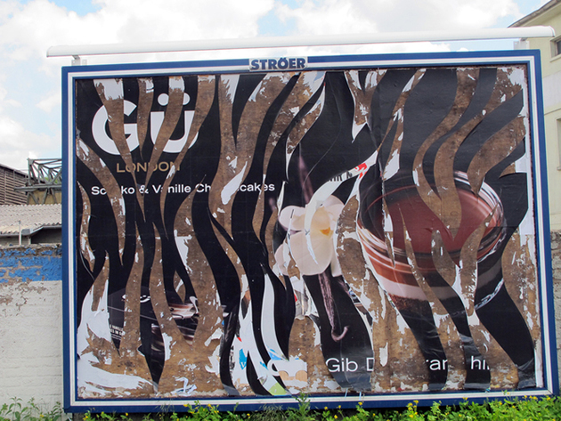 Fra.Biancoshock billboard artwork