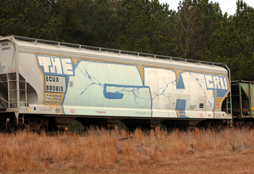 The GH Crew Graffiti