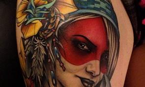 Tattoo Tuesday No. 224