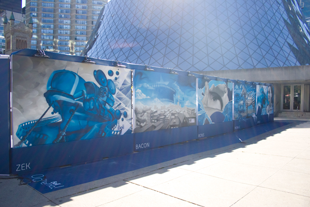tiff graffiti paintings 2012
