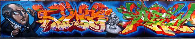 tiws soten graffiti norway
