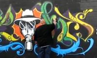 Tlok TKO Graffiti Video