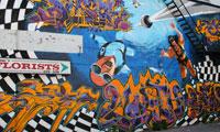 Site Update: Toronto Graffiti Walls