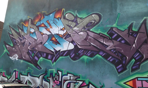 Toronto Graffiti Walls Update