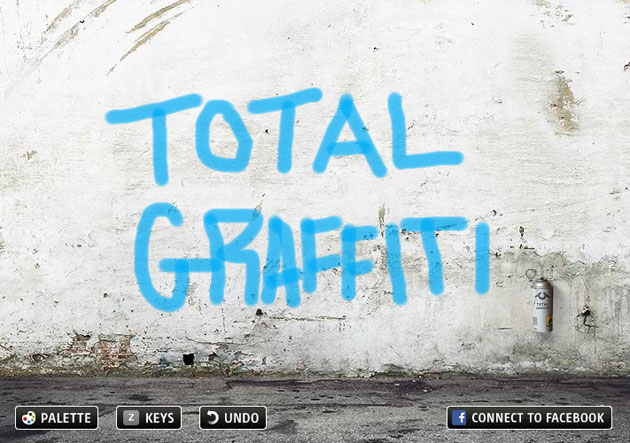 Total Graffiti App | Senses Lost