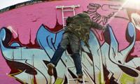 Towns & Alpha Graffiti Video